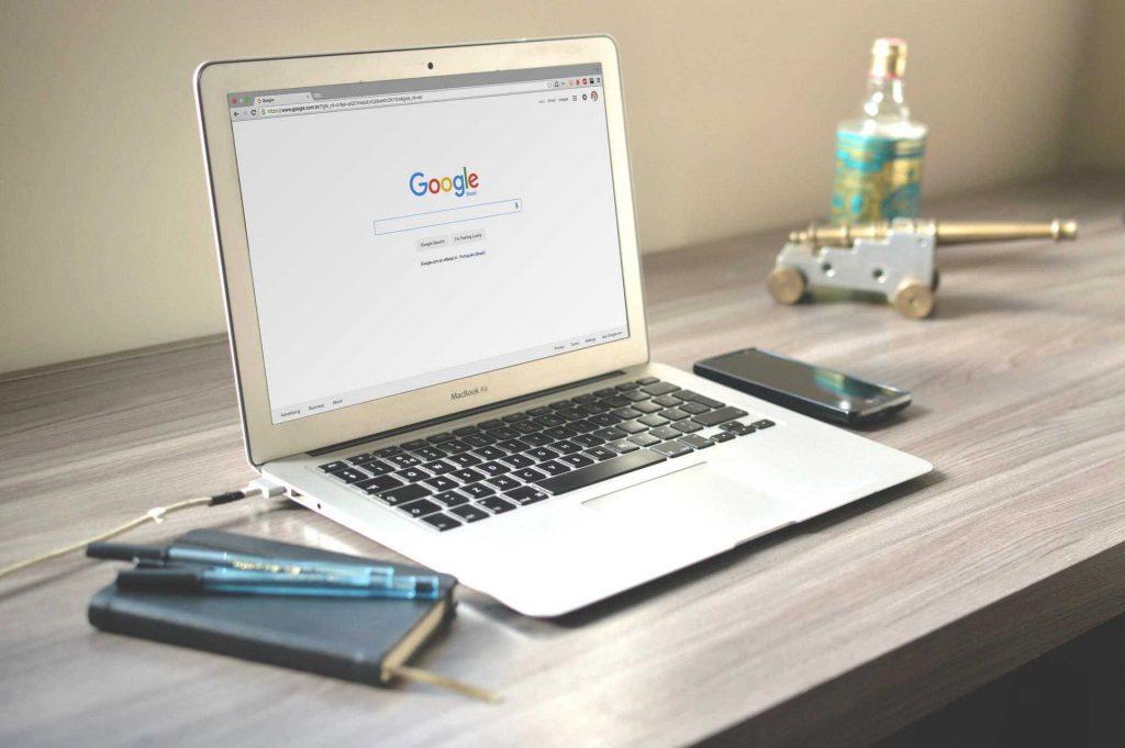 scoren in Google